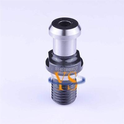 Купить с кэшбэком New 2pcs BT40 M16 DIN69872-B Pull stud CNC BT40 retention knob CNC Milling and lathe