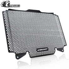 For Honda CB650F 2014 2015 2016 Motorcycle Accessories Stainless steel Radiator Grille Guard Cover Water tank Stainless steel new stainless steel motorcycle accessories radiator guard cover grille grill fuel tank protector for r3 2015 2016 free shipping