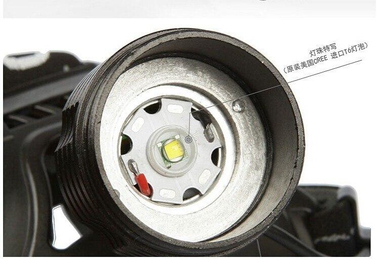 Прокат велосипедов света Велосипеды светильники Светодиодный bicicletas 1800 люмен велосипед XM-L T6 светодиодный фонарь для велосипеда Фонарик BLH0005