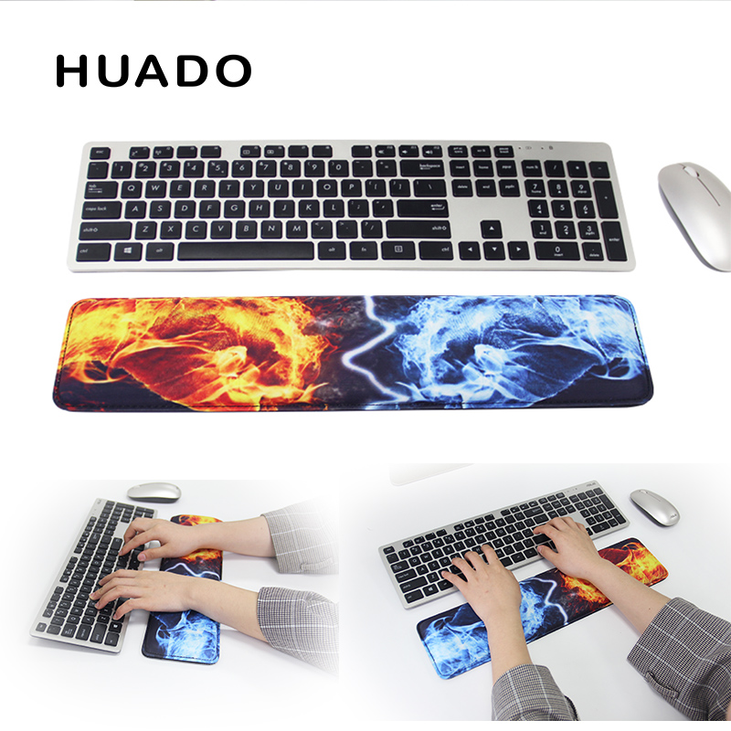 Us 13 89 Gaming Wrist Rest Support For Keyboard Pad Comfort Soft Hand Diy Custom Mousepad Pillow Pc Computer Office In Mouse