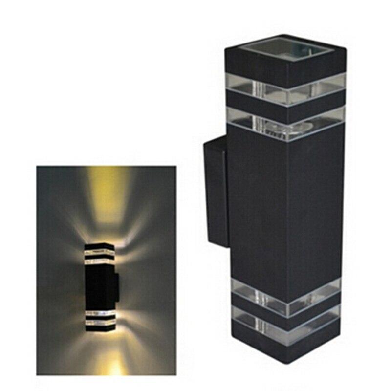 ФОТО 10pcs/lot modern outdoor wall lighting / outdoor wall lamp / outdoor lighting wall lamps/Outdoor sconces