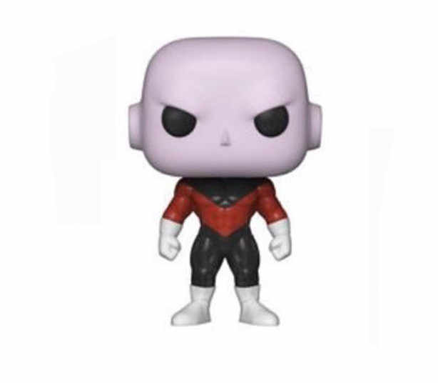 Funko pop Amina Brilham no escuro: dragon Ball Z-Super Saiyan Jiren Vinyl Action Figure Collectible Modelo Toy