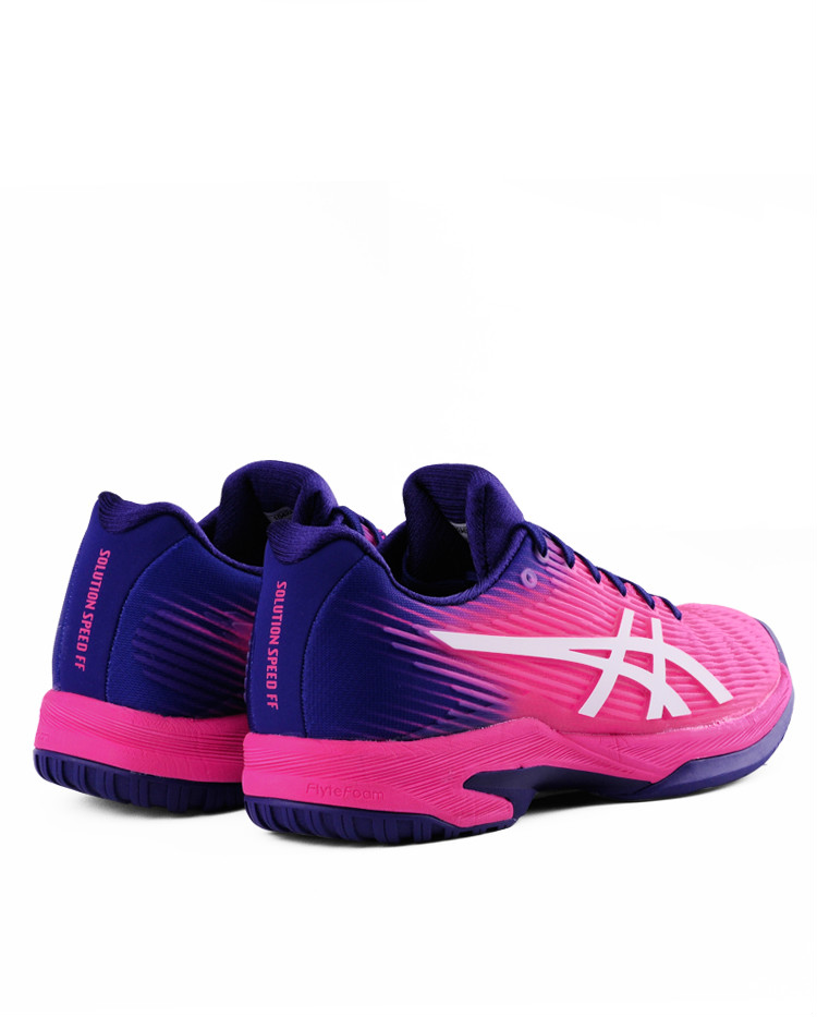 2018 Asics zapatos tenis solución velocidad Ff marca