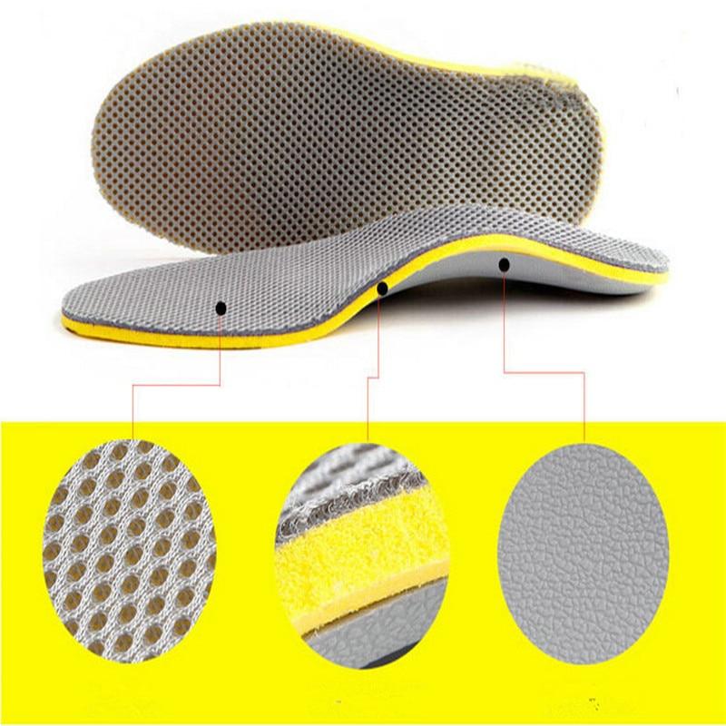 Absorción Cómoda Plantilla Ortótica Planos TPU Plantilla de - Accesorios de calzado - foto 2
