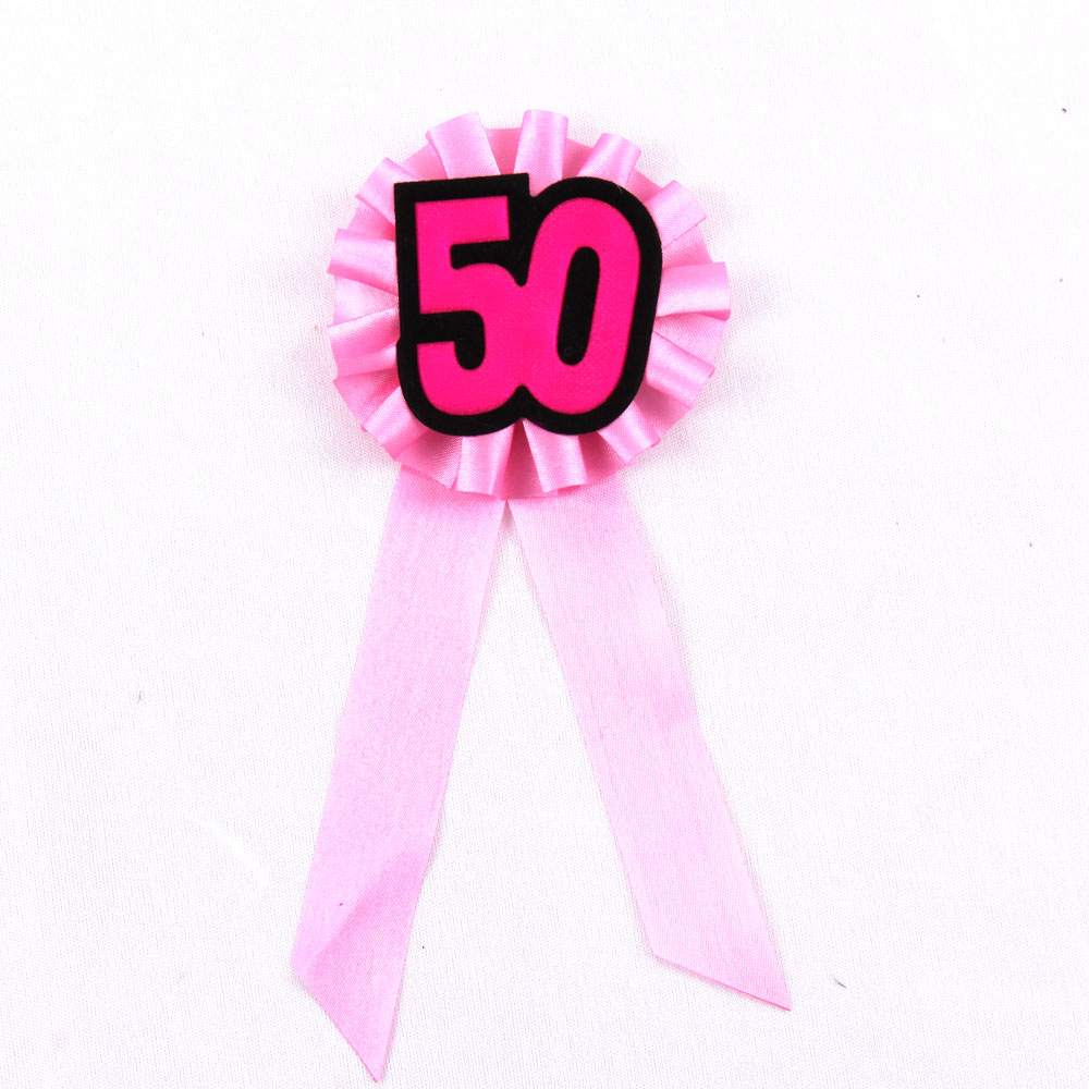 2 Stks Zoete Meisje Verjaardag Badge Vrouw 30 Jaar Ceremony Knop Man