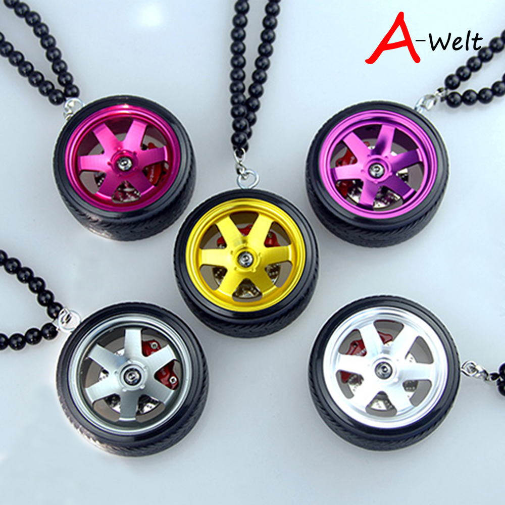 car five rearview layer chimes accessories pendant ornament decor decoration rear view flower wind hanging petals mirror in item double