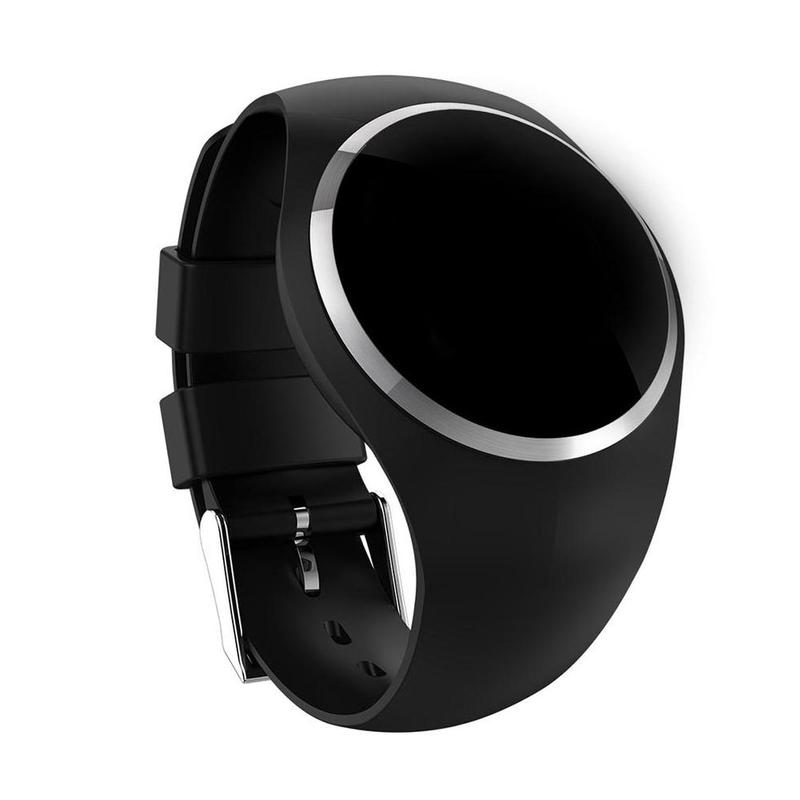 Newwear Q1 Bluetooth Smart Watch TFT LCD Heart Rate Monitor Wristband Bracelet Men Women Watch for IOS Android new fashion smart watch dial call 16g card heart rate monitor wristband for ios android bluetooth smart band women men bracelet