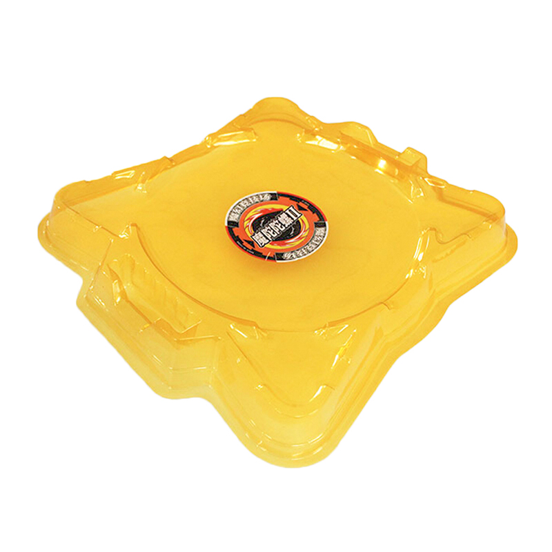 1Pcs Beyblade Arena Stadium Beyblade Burst Xeno Excalibur.M.I Starter Zillion Zeus I.W Beyblade Toys Blue/Yellow фонарик beyblade бейблейд morph lite цвет синий