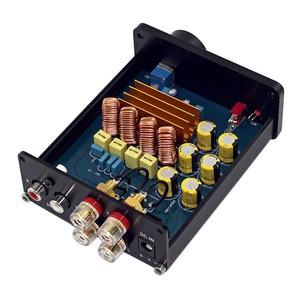 Image 5 - AIYIMA Mini HiFi TPA3116 2*50W ดิจิตอล Amplificador สเตอริโอเสียง Amp 2.0 Channel Class D เครื่องขยายเสียง