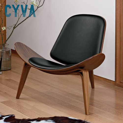 Triangle Shell Chair Bentwood Chairs Really Leather Chairs Lounge Chair  Chair Curved Wooden Chairs For Bending