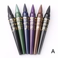 Menow Fashion Makeup Eyeliner Colorful Eye Liner Pencil Waterproof Beauty Eye Makeup  Cosmetics Beauty Eyeliner Pencil