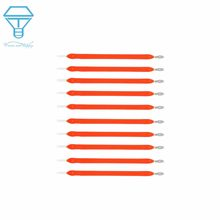10PCS Edison Bulb Filament Lamp Parts LED Chip Red Blue Warm White Cold White Incandescent Light Accessories Diode For Repair(China)