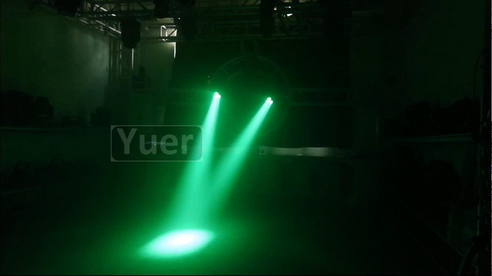 NEW Music Stage Lighting 3x40W Zoom Bee Bye LED Moving Head Light RGBW 4in1 Stage Lights For Disco DJ Nightclub Wedding Party in Stage Lighting Effect from Lights Lighting