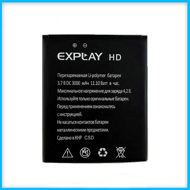 <font><b>Explay</b></font> <font><b>HD</b></font> <font><b>Battery</b></font>, High Quality Mobile Phone Replacement Li-ion <font><b>Battery</b></font> for <font><b>Explay</b></font> <font><b>HD</b></font> 3000mAh <font><b>Battery</b></font>