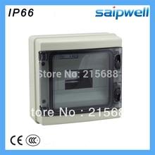 212*208*95mm 8 way ABS waterproof Distribution Box Electric distribution box SHA-8