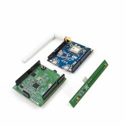 Dla Ameba Arduino Wireless Board Ameba RTL8195AM inteligentny głos podwójny pszenicy program ALC5680 DSP inteligentny głos karta rozszerzenia