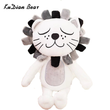 KUDIAN BEAR Cat Plush Toys Stuffed Animal Doll Animal Pillow Toy Pusheen Cat for Kid Kawaii Cute Cushion Gift BYF004 PT49