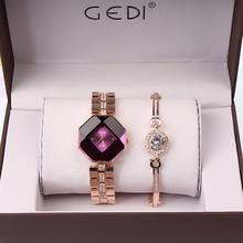 Комплект из 2 предметов роскошные часы от известного бренда