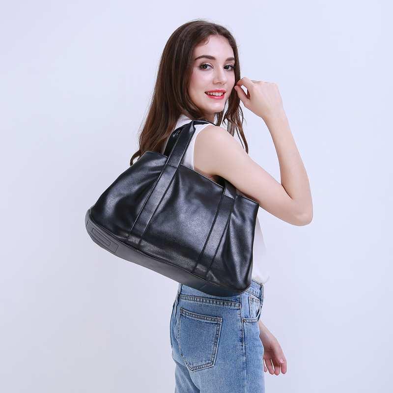 couro bolsa de ombro mulheres Material Principal : Plutônio