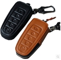 Good quality! Special car key case for Ford Edge 2013-2008 fashion durable genuine leather key cover for Edge 2012,Free shipping