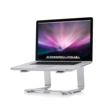 Laptop Computer Stand , Universal Aluminum Stand for Macbook, Dell/ Samsung/ Acer/ Lenovo Laptops 11-15 inch