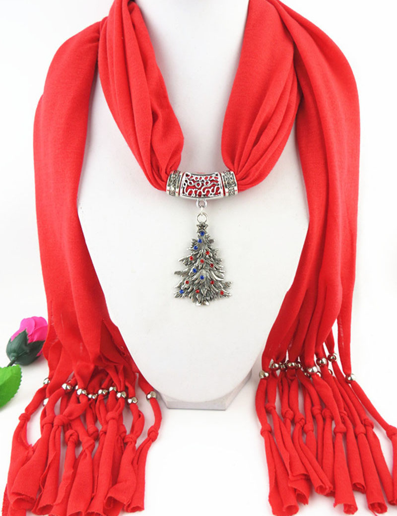 Exquisite New Women Necklace Scarves