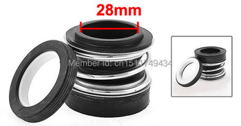 MB2-28 Ceramic Ring Rubber Bellows 28mm Inner Dia Pump Mechanical Seal image