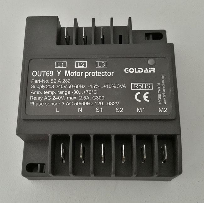 Для Hanzhong защита компрессора модуля OUT69 Y/JTX A/JTX B/INT69HBY защита двигателя