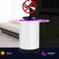 Elektrische Photokatalysator LED UV Licht Moskito Mörder Lampe Abweisend Bug Insekten Falle Licht Stumm Anti Moskito Lampe Schädlingsbekämpfung|Abwehrmittel|Heim und Garten -