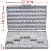 SMD Resistor Capacitor Storage Box Organizer 0603 0402