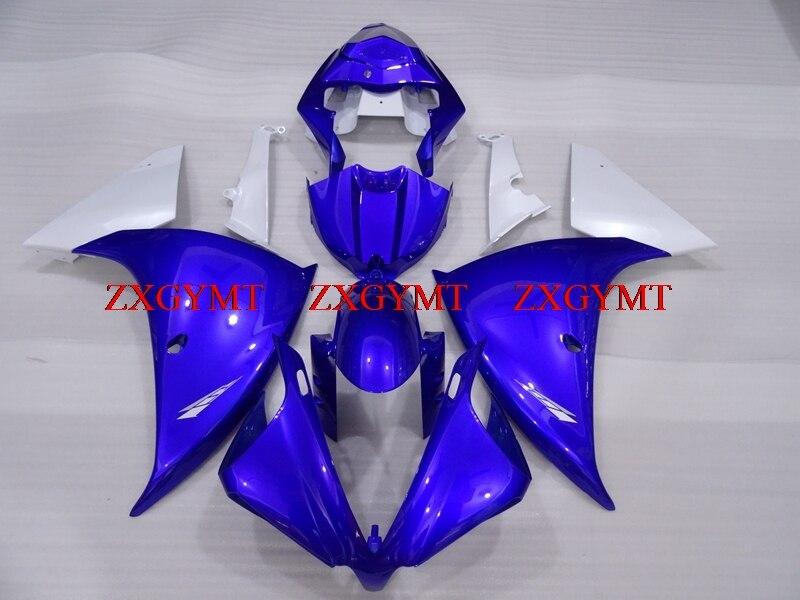 Fairing for YZFR1 2009 - 2011 Abs Fairing YZF1000 R1 10 11 Blue White Abs Fairing YZF1000 R1 09 10Fairing for YZFR1 2009 - 2011 Abs Fairing YZF1000 R1 10 11 Blue White Abs Fairing YZF1000 R1 09 10