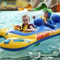 1.6 м гигантский Краб ездить на бассейн поплавки Лето Одежда заплыва вечерние детей забавная игрушка воды kickboard для 2 детей