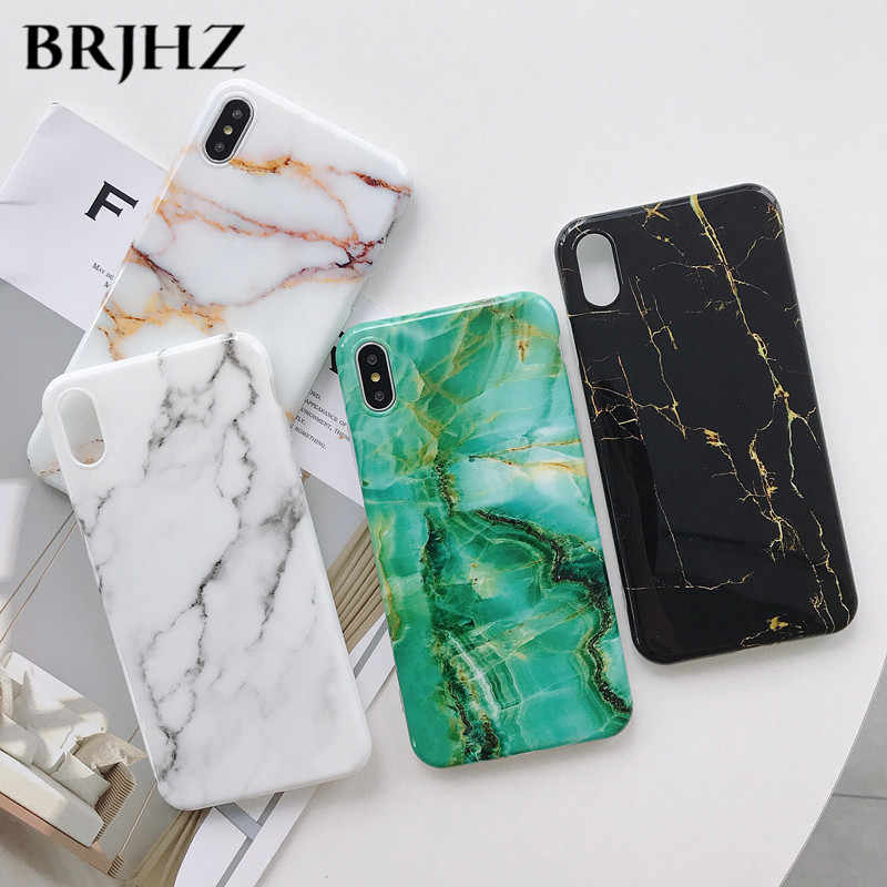 Huawei P20 Lite Case Huawei P20 Lite Marble Soft TPU Silicone Back Phone Case For Coque Huawei P20 Pro Cover Bag Cases Fundas