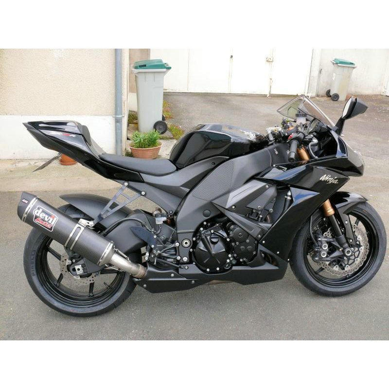 Custom motorcycle ABS fairing KIT for Kawasaki ZX10R 2008 2009 2010 matte black bodywork road Fairings Ninja ZX 10R 08 09 10 high quality abs plastic for kawasaki ninja zx10r zx 10r 2004 2005 04 05 moto custom made motorcycle fairing kit bodywork c459
