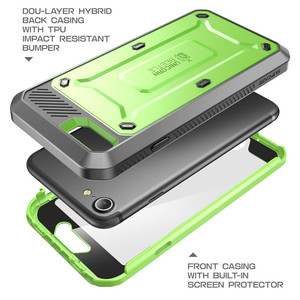 Image 5 - SUPCASE For iphone 8 Case For iPhone SE 2020 Case UB Pro Full Body Rugged Holster Protective Case with Built in Screen Protector