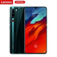 Lenovo Z6 Pro Global Version 8GB+128GB Snapdragon 855 Octa Core Mobile Phone AMOLED In-screen Fingerprint Smartphone Lenovo Phones