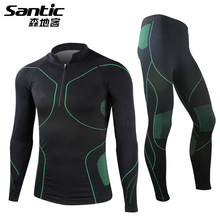 2016 Autumn-Winter Men Thermal Underwear Suit Tight Man Thermo Jersey Hot Dry Segunda Pele Termica Set
