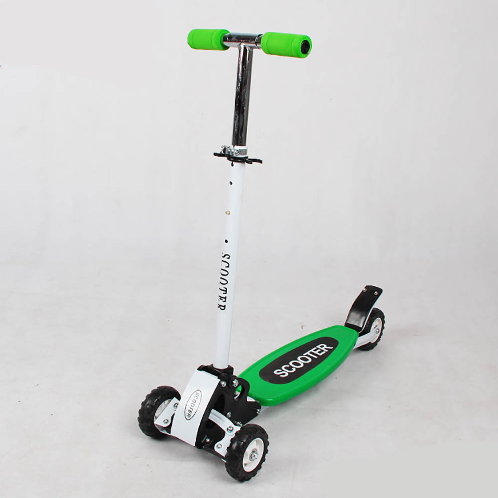 Stand up Baby Kids Kick Push Pedal Twist Ride On Scooter without Seat EMS FAST SHIPPING