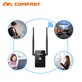 Dual Band Mi Wi-Fi Маршрутизатор 2 Wi-Fi Антенны Comfast Wireless Repeaters 750 Мбит 802.11ac 2.4 Г/5 Г Портативный wi-fi Маршрутизатор CF-WR750AC