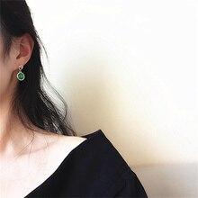 Simple Geometric Circular Mini Elegant Small Stud Earrings Style Restoring Ancient Ways For Women Cute Romantic Brincos