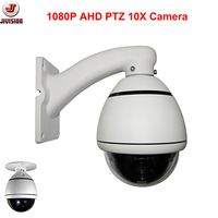 CCTV Security 4 Inch Indoor Outdoor Waterproof IP66 Mini Speed Dome Sony CCD 700TVL 100X Optical