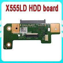 Para ASUS X555L X555LD X555LP X555LI K555 R556L R556L X555L X553M JUNTA REV.1.1 Y583LD HDD disco duro 1.2 1.8 2.0 3.1 3.3 3.6