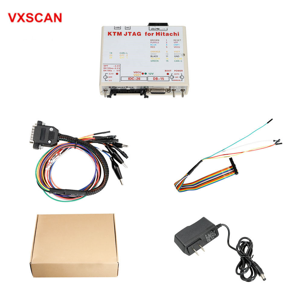 PowerBox for PCMFlash KTM JTAG for Hitachi on Aliexpress com