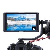FEELWORLD F6S 5 Inch 4K 1920x1080 On Camera Video Monitor, HDMI Input Full HD IPS for DSLR Feiyu AK4000 DJI Ronin S Stabilizer