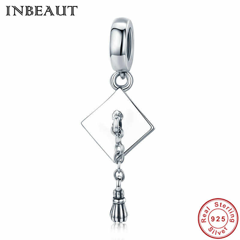 ae21f2c65 ... fit Pandora Bracelet 925 Sterling Silver Cute Bee Elephant Unicorn  Animal Charm Women Family Tree Fairytale ...
