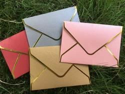 10 шт./лот простой Западный бумажный конверт европейский бизнес утолщение специальная жемчужная бумага высокого класса на заказ