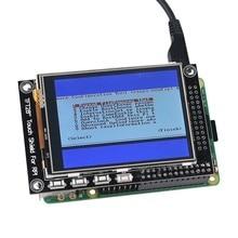 """Raspberry Pi 2.8 """"Pantalla TFT Módulo 320*240 + de la Pantalla Táctil para el PiB de Frambuesa +/B Junta"""