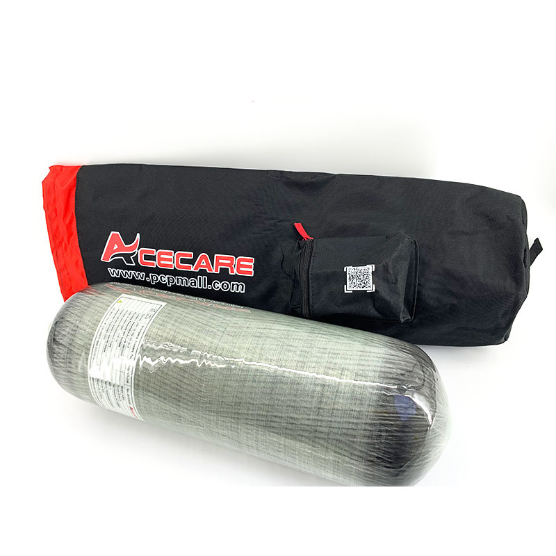 AC109005 High Pressure Cylinders 9L Paintball Tank Airforce Condor With 300Bar Bottle/ Cylinder  Bag  Pcp Air Rifle Acecare