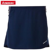KAWASAKI Women Table Tennis Skirt Running Shorts Skirts Quick Dry Breathable Gym Fitness Sportswear For Ladies SK-T2703