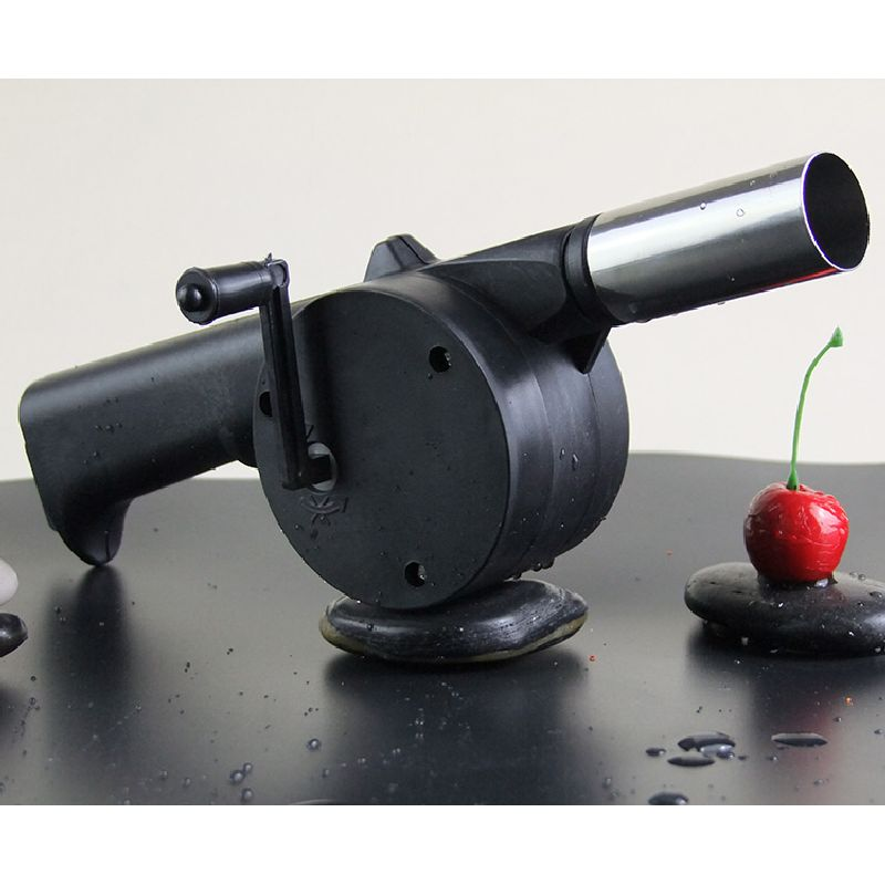 Power Tool Accessories Blower Hand Blower Outdoor Manual Barbecue Blower Camping Picnic Tools Products Mini Air Blower  цены